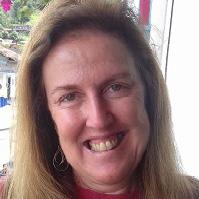 Monica Exelrud Villarindo – Associada do Programa de Voluntários das Nações Unidas (VNU)
